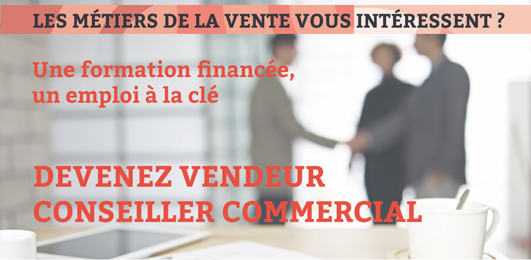 m tiers de la vente une formation financ e un emploi la cl cci lyon m tropole saint. Black Bedroom Furniture Sets. Home Design Ideas