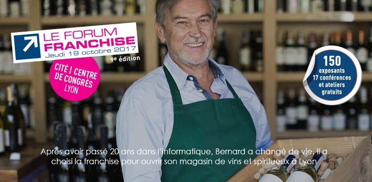 Forum Franchise 2017 - CCI Lyon